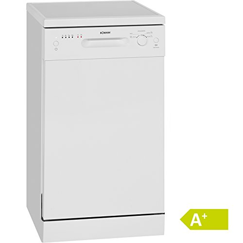 Bomann GSP 855 Geschirrspüler / EEK A+ / 222 kWh/Jahr