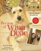 because-of-winn-dixie-the-official-movie-scrapbook-by-jean-kwon-1-aug-2005-paperback