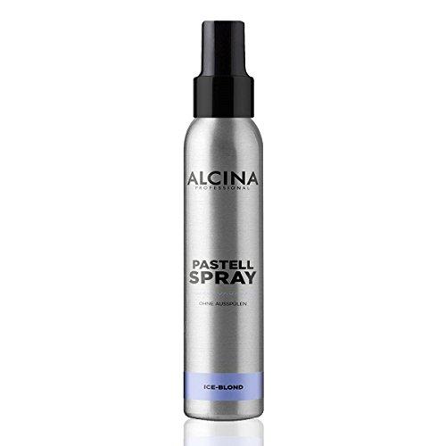 Alcina Pastell Spray Ice-Blond 100 ml Neutralisiert Gelb- & Orangestiche im Haar