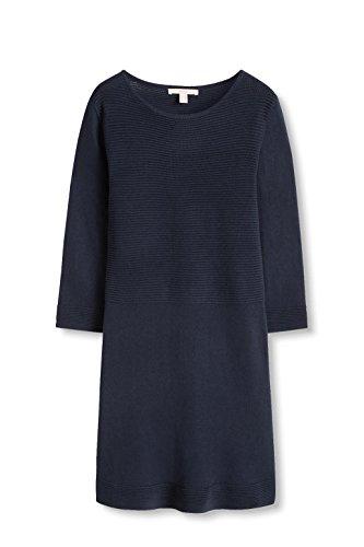 ESPRIT 116EE1E026, Vestito Donna, Blu (Navy), 40 (Taglia Produttore: Large)