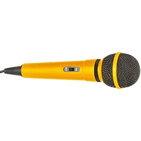 Mr Entertainer G156DY - Microfono per Karaoke, dinamico