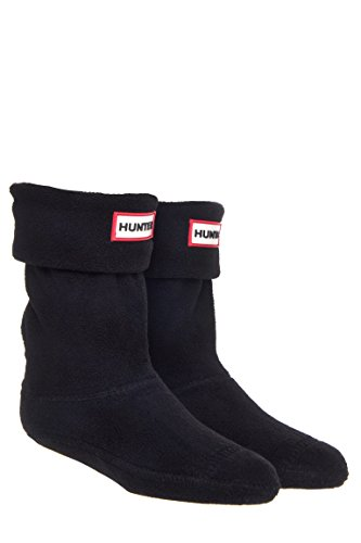 Hunter Wellies - Boot Socks Enfant - Noir - Medium