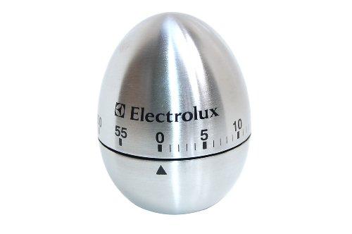 Electrolux Eierförmiger Küchentimer aus satiniertem Metall Teilenummer des Herstellers: 50286479006