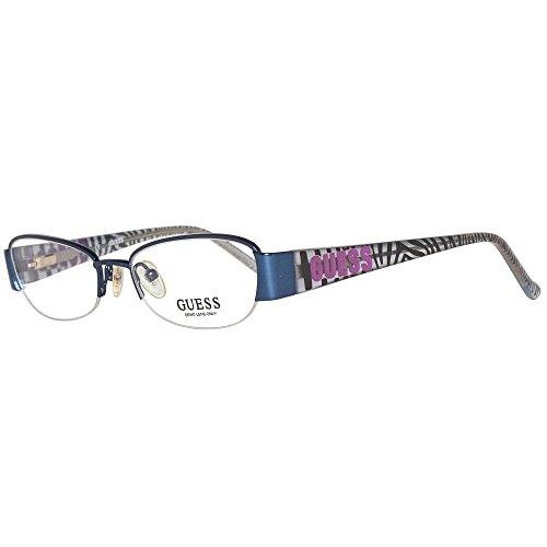 Guess Unisex-Kinder Brille GU9071 47B24 Brillengestelle, Blau, 48