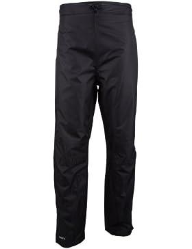 Mountain Warehouse Pantalón pirata impermeable para mujer - Pantalón con forro de malla para mujer, pantalones...