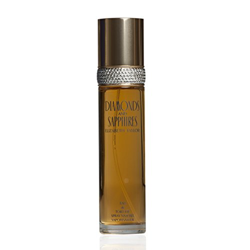 Diamonds Sapphires Femme & 100 ml Spray Eau De Toilette 100 ml