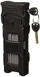 ABUS Faltschloss 6000/120 Bordo Big, Black, 120 cm