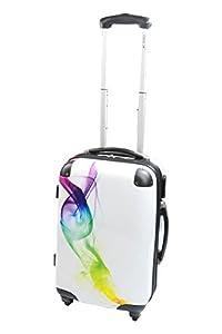 """'""""Hard Shell Suitcase Wheeled Travel Hard Plastic Suitcase 50cm"""