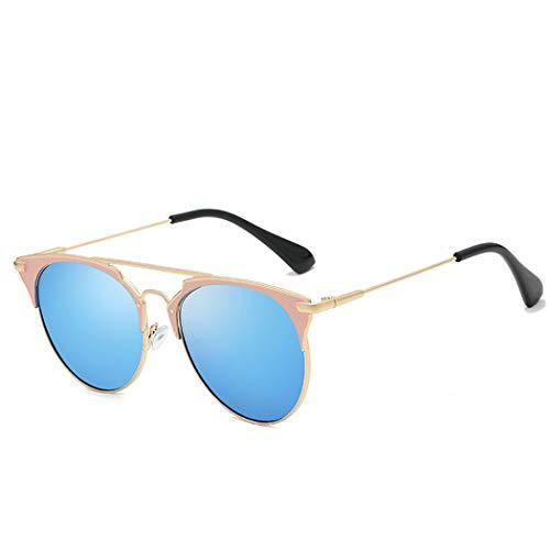 c23376e72b HONGNA Nuevas Gafas De Sol Tendencia Gafas De Sol Coreanas Moda Hombres Y  Mujeres Gafas De. Amazon.es