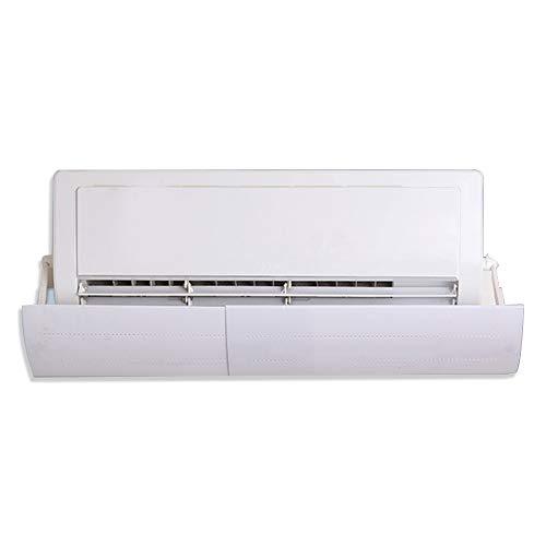 Jiayoyo - deflettore a scomparsa per deflettore di vento freddo, climatizzatore a scomparsa, aria condizionata