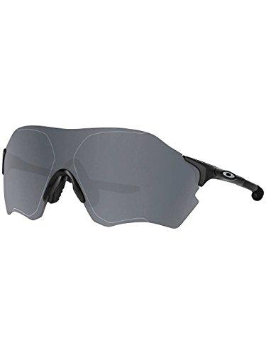 Oakley Evzero Range Gafas de Sol, Hombre, Matte Black, 57