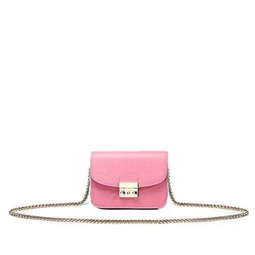 [borsa catena]/Piccolo pacchetto/ mini Lady bag/borsa a tracolla Incline/Borsa a tracolla/Borsa piccola diagonale-A A