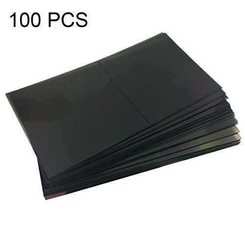 Ywlanlantrading 100 PCS LCD-Filter polarisierende Filme kompatibel mit Huawei Maimang 4