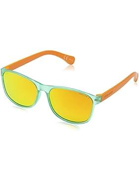 Police - Gafas de sol Wayfarer S1986 Trick 1