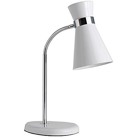 Brilliant - Lampada da tavolo Audrey, colore: