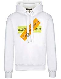 design innovativo ce4d7 cb94c Amazon.it: Dolce & Gabbana - Felpe senza cappuccio / Felpe ...