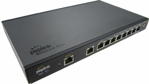 Peplink Balance One Gigabit Dual-WAN Router Dual-Band