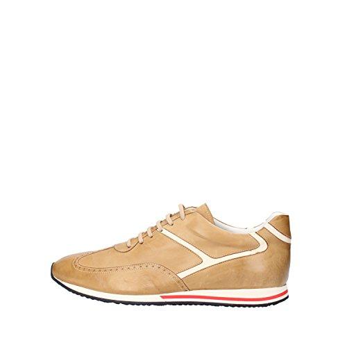 CALPIERRE SPORT sneakers uomo 43 EU cuoio pelle AG701-B