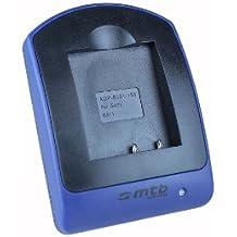 Cargador (Micro-USB, sin cables/adaptadores) NP-BN1 para Sony Cyber-shot DSC-TX.. W.. WX.. QX.. - ver lista