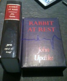 Rabbit at Rest (Signed)