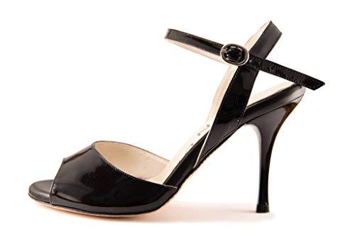 SCARPA LIV tacco 9. Abbigliamento donna da sera e da tango. Evening & Tango dress. Abiti Gonne Completi Top Pantaloni Vestiti Ballo Danza Scarpe Tango Shoes