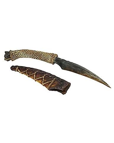 Avatar Navi Messer Kunststoff | 41 x 6 cm für Kostümpartys & Cosplay (Gut Gegen Böse Kostüme)