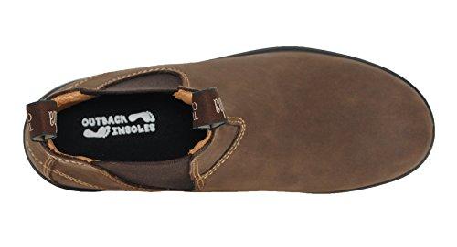 JIM BOOMBA Town & Country Offroad Chelsea Boots JBWA Unisex Stiefelette | Wattle Braun (Wattle)