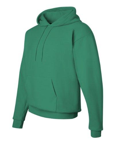 Hanes ComfortBlend Pullover sportivo a maniche lunghe, impermeabile all'sudore-Maglietta a maniche corte per dispositivo Cardinal