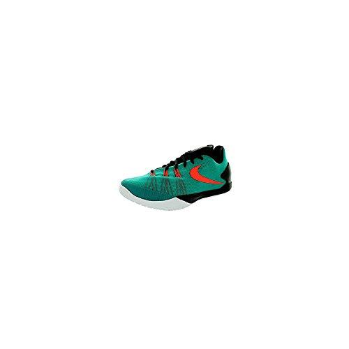 Nike Men's Hyperchase Lt Retro/Hot Lava/Black Basketball Shoe 12 Men US