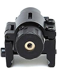Spike Tactical Laser Rouge Dot Sight Convient 20mm Rail Mount pour Gun Pistolet Fusil de chasse Scopes AirSoft