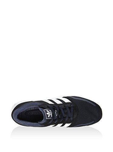 adidas Herren Los Angeles Sneakers, Blau Neon CONAVY/CONAVY/DKBLUE