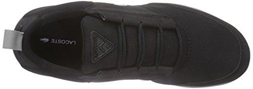 Lacoste L.IGHT 116 1 SPM Herren Sneakers Schwarz (BLACK 024)