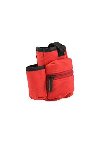 Coil Master Pbag 100% Authentic Universal Multifunktions-Elektronische Zigarette Vape Reise Tragetasche Mini Vape Tragetasche für Werkzeuge, Flüssigkeiten, RDA RTA Zerstäuber Mods, Batterien, Baumwolle / Wicking Supplies, Vape Kits, Vape Pens und vieles mehr! [BAG NUR] (Rot   Red) (Authentische Rda Mod)
