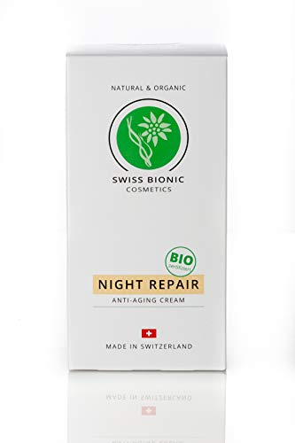 Swiss Bionic Cosmetics - Crema reparadora envejecimiento