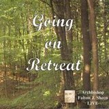 Va en retiro W/Arzobispo Fulton J. Sheen Live CD