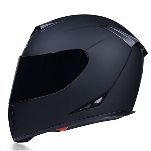 Casco integral motocicleta Casco motocicleta fibra