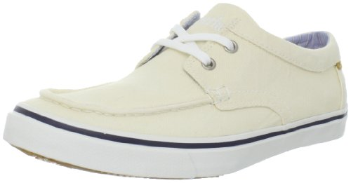 Timberland EK Hookset Camp FTM_Boat Ox with Striped Rand 5018R, Sneaker Uomo Beige (Beige (Off-White))
