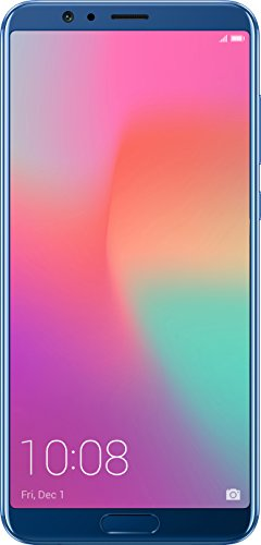 Honor View 10 (Navy Blue, 6GB RAM, 128GB Storage)