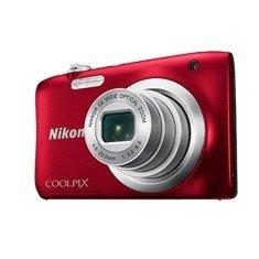 'Nikon COOLPIX A100, Case, Selfie Stick Compact Camera 20.1MP 1/2.3