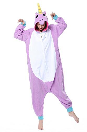 amas Cosplay Violet Pegasus Vêtements de nuit pour Halloween Carnaval fête d'anniversaire (Costume D ' Homme Halloween)