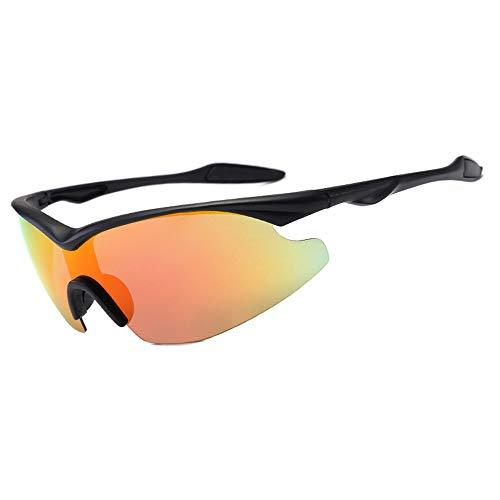 LCPG Radfahren Gläser polarisierte Fischerei mit dem Fahrrad Laufen im Freien Bergsteigen Spiegel Sonnenbrille