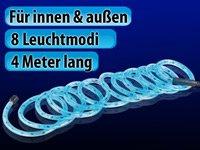 LUNARTEC Tube à LED Bleu programmable