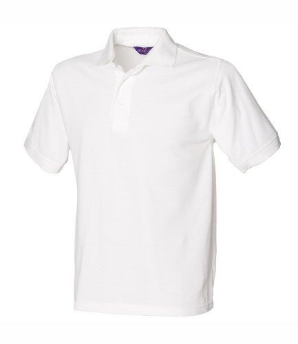 Henbury -  Polo  - Uomo Bianco
