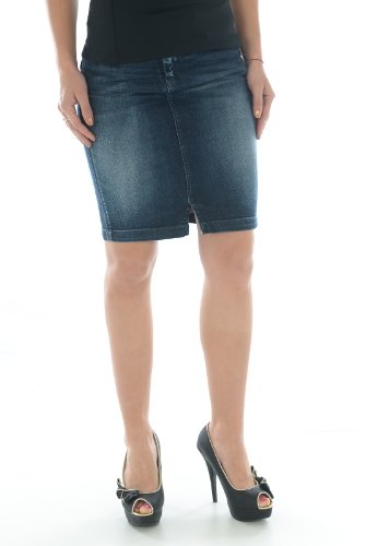 Pepe Jeans London Falda Joule Skirt Denim M