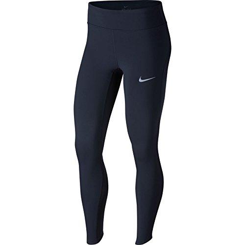 Nike Damen Jogginghose W NK Pwr Epic LX Tght Mesh, Blu 451, 46 (Dart Nike Mädchen)