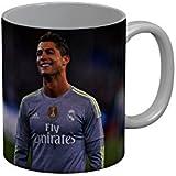 FunkyTradition Ronaldo Football Ceramic Coffee Mug For Friends Forever For Kids/Birthday Gift/Return Gift/Gifts/Coffee Mug/Ceramic Mug