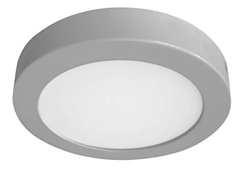 Secom Downlight NUVA Eco LED Circular Superficie 18W Cromo Mate 4000ºK 1500...