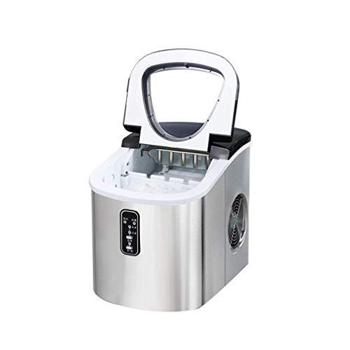 LMDC Máquina portátil fabricar Hielo Cubitos Hielo