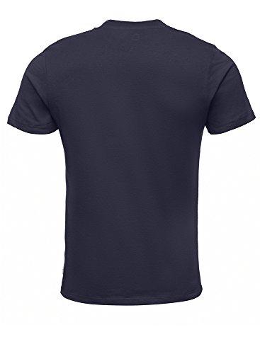 Jack & Jones Herren T-Shirt Blau (sky captain)