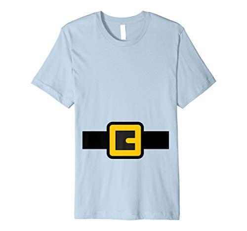 Zwerg Kostüm Hemd, Halloween passender Shirts für Gruppe